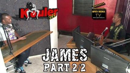 Kouler Pei - James - Octobre 2014 - Part 2/2