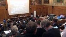 Intervention de Ségolène Royal au colloque climat et biodiversité avec les experts français de l'IPBES et du GIEC