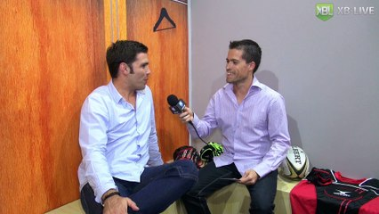 Rugby 15 : Interview de Dimitri Yachvili