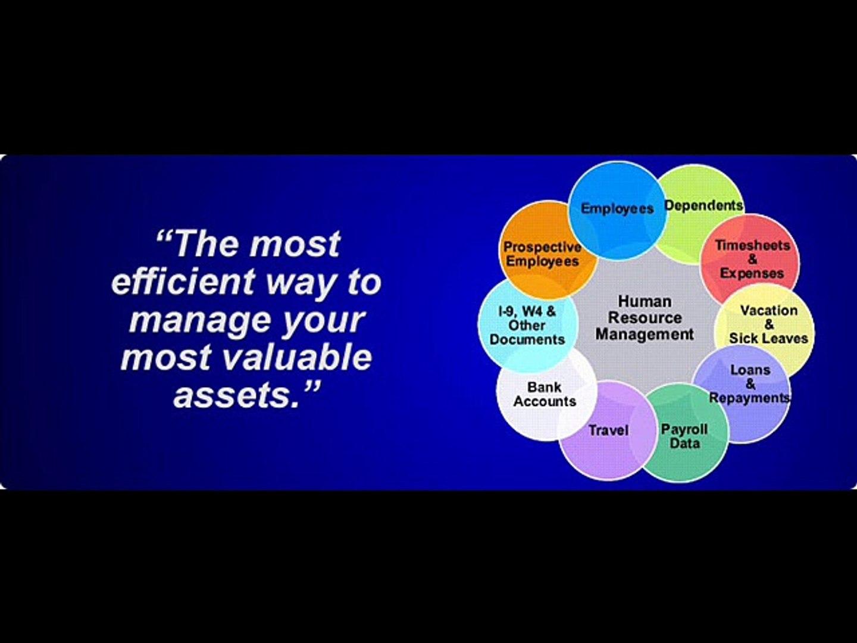 HRMS - Human Resource Management Software -HR software