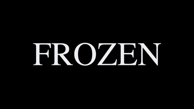 Frozen (2010) Review