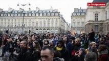 Rennes. Mort de Rémi Fraisse : face-à-face place de Bretagne