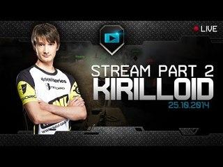 Stream Kirilloid, TheAnatolich: part 2