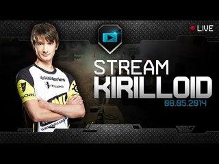 Stream by Na`Vi.Kirilloid [08/05/14] [18+ крепкие словечки]