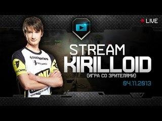 Kirilloid Stream VOD (Игра со зрителями) - 04/11/2013