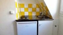 Location - appartement - PARIS 17 (75017)  - 17m²