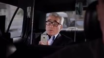 Breaking News on Martin Scorsese  n Iphone | Martin Scorsese Taxi Driver Funny Commercial iPhone 2013 Carjam TV HD Car TV Show
