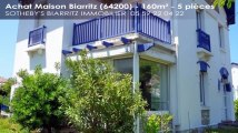 A vendre - maison - Biarritz (64200) - 5 pièces - 160m²