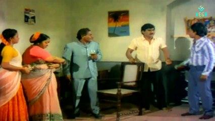 Chinna Kuyil Paaduthu Movie - Bhagyaraj Comedy Scenes