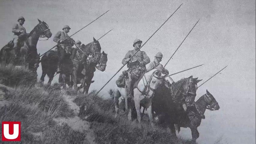 100 photos de la guerre 14-18 : présentation de l'exposition avec le général Irastorza