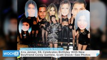 Kris Jenner, 59, Celebrates Birthday With New Boyfriend Corey Gamble, Scott Disick--See Photos From the Party!