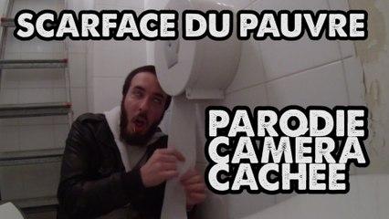 SCARFACE DU PAUVRE EN CAMÉRA CACHÉE/PARODIE