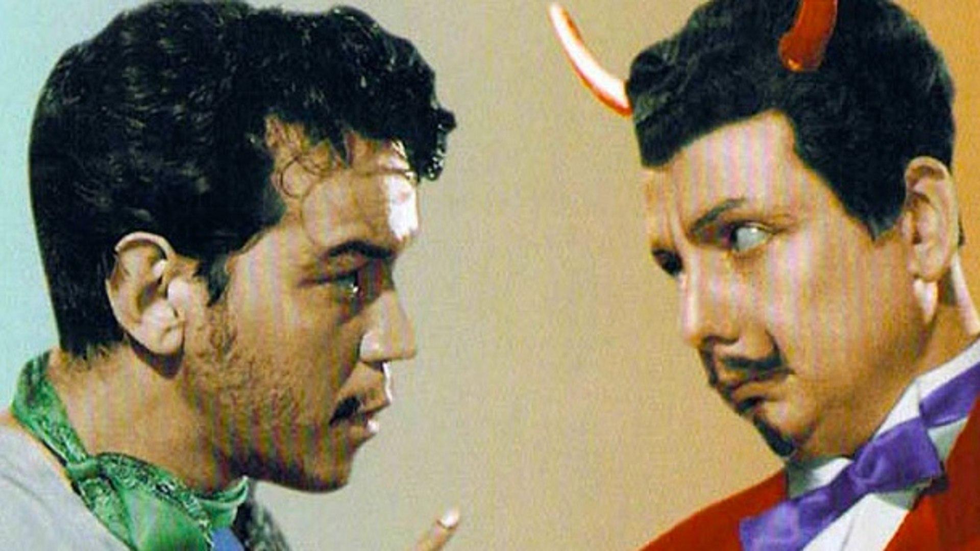 Alta Infidelidad Pelicula Completa un día con el diablo ( 1945 ) cantinflas, andrés soler, miguel arenas.  pelicula completa