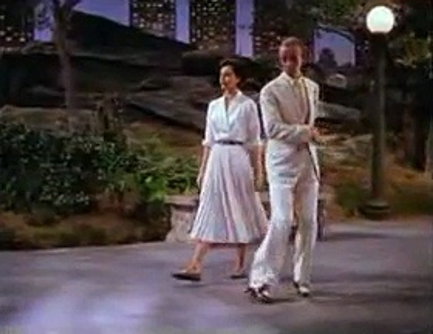 Fred Astaire And Cyd Charisse Dancing In The Dark Video Dailymotion