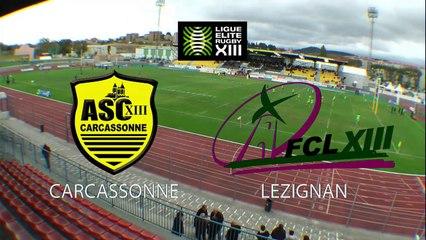 AS Carcassonne XIII vs FC Lézignan XIII