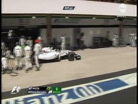 Massa chez McLaren