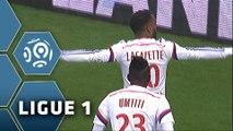 But Alexandre LACAZETTE (7ème) / Olympique Lyonnais - EA Guingamp (3-1) - (OL - EAG) / 2014-15