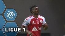But Benjamin MOUKANDJO (26ème pen) / Stade de Reims - LOSC Lille (2-0) - (SdR - LOSC) / 2014-15