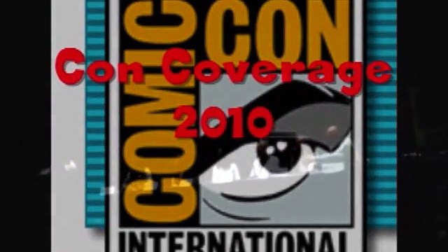 San Diego Comic Con- Roger Corman Panel- Monster Reveal