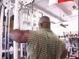 Ronnie Coleman (Shoulder Workout)