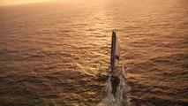 Images Caribbean Skyview premières images de Banque Populaire en approche !