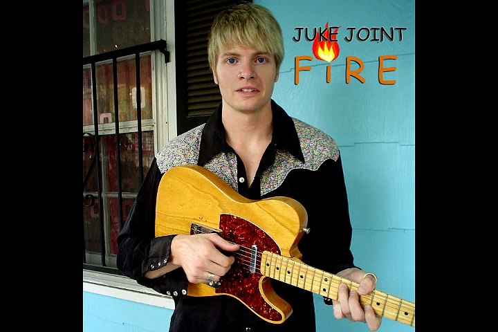 Juke Joint Fire - Cyber Elvis
