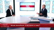 Duel Beytout/Joffrin : Jouyet-Fillon : A qui profite le crime ?