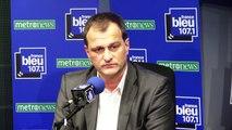 """""""Personne n'est au dessus des lois"""" Louis Aliot (FN) invité politique de France Bleu 107.1 et Metronews"""