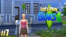 Les Sims 4 #7 L'amour n'a pas d'age !