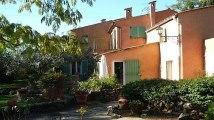 A vendre - villa - St Cezaire Sur Siagne (06530) - 6 pièces - 202m²