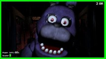Si t'as des robots tueurs, tu n'as pas besoin de garde de nuit | 5 nights at Freddy's