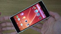 Sony Xperia Z3 Android 4 4 4 KitKat vs  Sony Xperia Z2