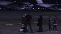 Deux Américains détenus en Corée du Nord de retour aux Etats-Unis