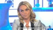 """Cécile de Ménibus traite Rocco Siffredi de """"sous-merde""""  - ZAPPING PEOPLE DU 10/11/2014"""