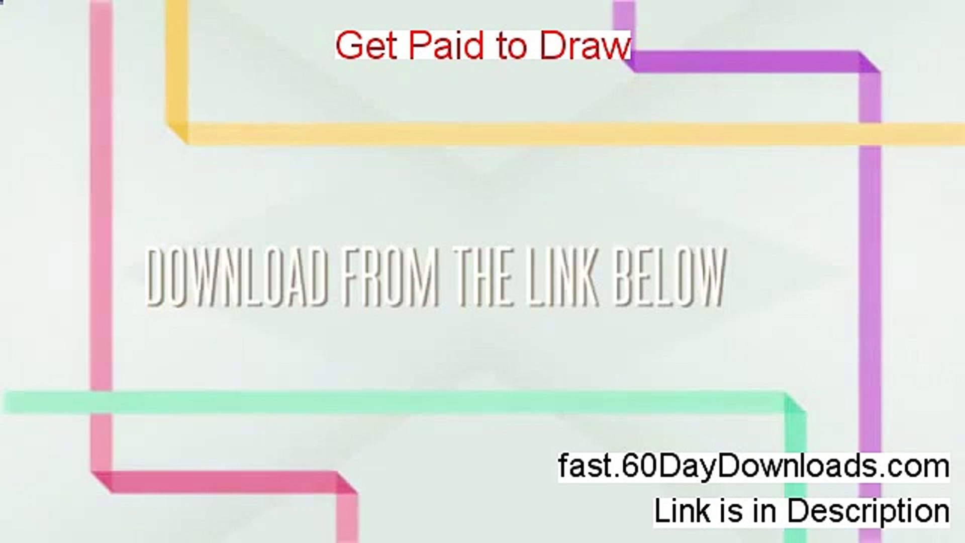 Get Paid To Draw Review - Get Paid To Draw