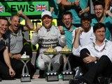 Classements du Grand Prix F1 du Brésil 2014 - Infographie