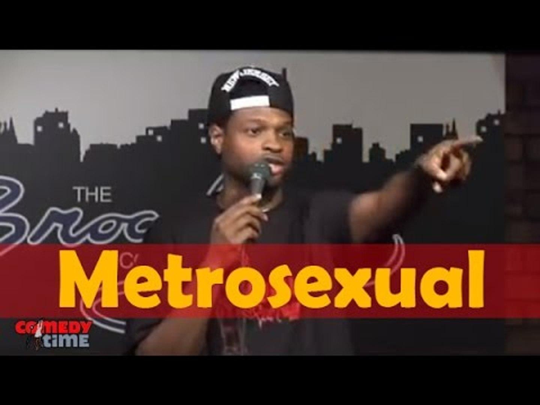 Stand Up Comedy By Derek Gaines - Metrosexual