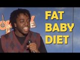 Stand Up Comedy By Julian Michael - Fat Baby Diet