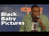 Stand Up Comedy By Andre Meadows - Black Baby Pictures