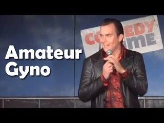 Stand Up Comedy By Mauricio Herrera - Amateur Gyno