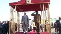 Burkina Faso: le président de l'Union Africaine à Ouagadougou