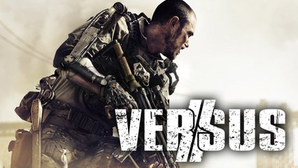 Versus - Call of Duty : Advanced Warfare - 5 versions, 5 visions ?
