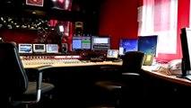 Coulisses Maison de la radio - Régie studio