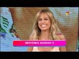 Pronto.com.ar El regreso de Mariana Fabbiani a 'El diario de Mariana'