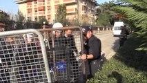 Validebağ'da Eylemcilere Müdahale...