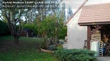 A vendre - maison - SAINT CLAIR SUR EPTE (95770) - 6 pièces - 116m²