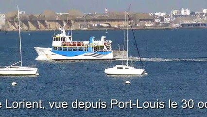 Baie de Lorient 30-10-2014
