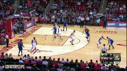 Stephen Curry Full Highlights at Rockets (2014.11.08) - 34 Pts, 10 Reb (Warriors Feed)