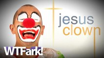 """JESUS CLOWN: """"Clowns For Christ"""" Is Exactly What You Think It Is. They're Clowns. And They're For Christ. Duh."""