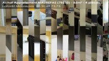 Vente - appartement - MAUREPAS (78310)  - 85m²